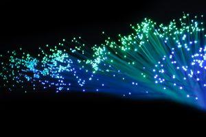 Bagian-bagian fiber optic